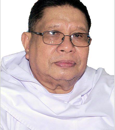 Fr. Walthrode B. Conde, OAR