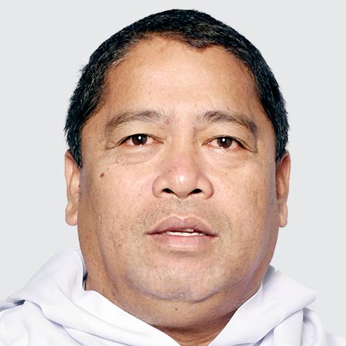 Fr. Amadeo C. Lucero, OAR