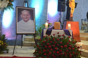 Wake of Fr. Dacanay