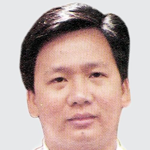 Fr. Ronel P. Gealon, OAR, RGC