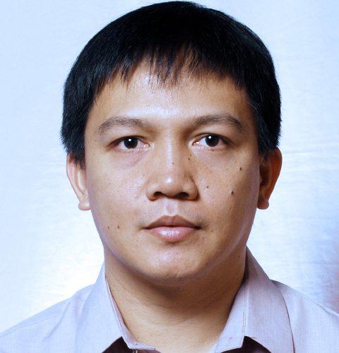 Alvin P. Mananquil, MSCS