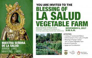 La Salud Farm Invitation
