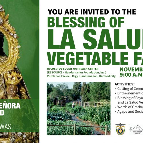 La Salud Farm Invitation