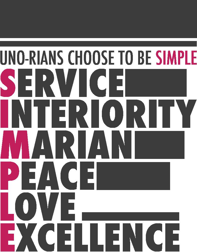 UNO-R Core Values