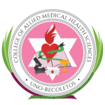 Seal of the UNO-R College of Allied Medical Health Sciences