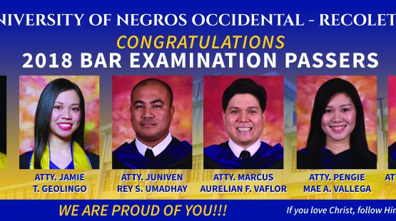 2018 LAW PASSERS FINAL