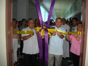 Inauguration of UNO-Recoletos Pharmacy Laboratory