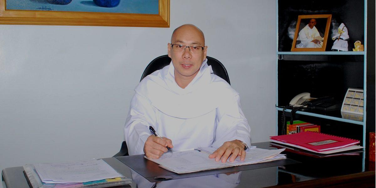 Rev. Fr. Rouel Sia, OAR
