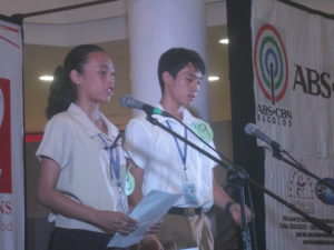 newscasting competition 2012