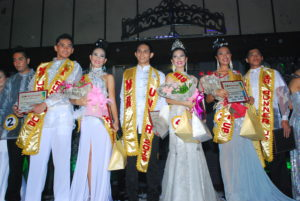 The New Mr. & Ms. UNO-R 2012