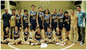 Basket Ball Champs