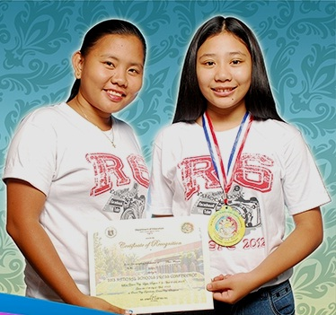UNO-R PUPIL WINS IN NSPC – University of Negros Occidental – Recoletos