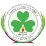 Seal of the UNO-R College of Arts & Sciences