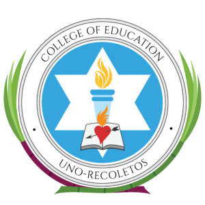Seal of the UNO-R College of Education