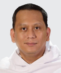 Fr. Romeo Ben Potencio, Jr., OAR